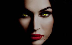 Megan Fox Vampire by celli90