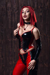 BloodRayne Cosplay by AngeliqueDeSange