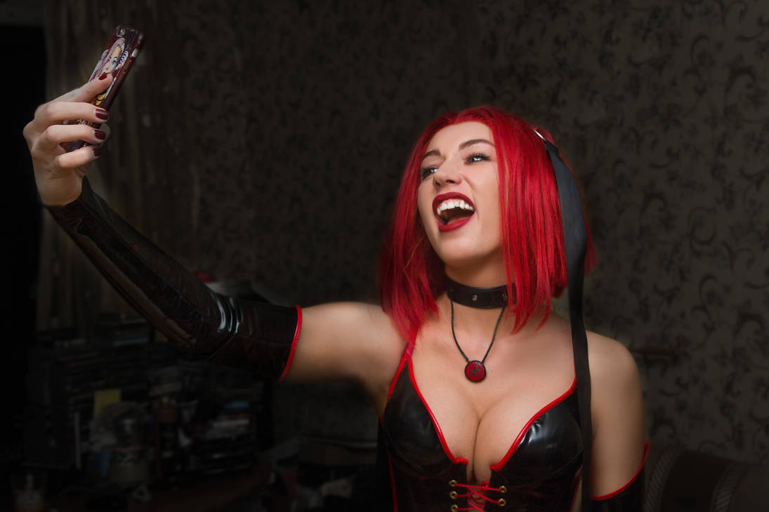Bloodrayne by AngeliqueDeSange