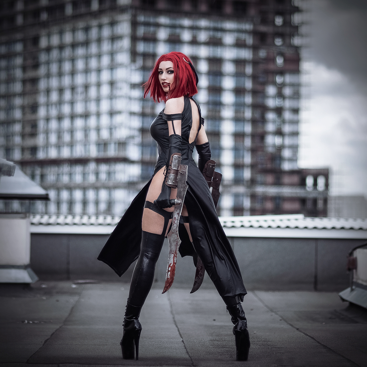 Bloodrayne 2 By Angeliquedesange On Deviantart