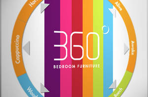 360 Furniture Brand Identity 5 by BrilliantCreate