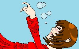 Drowning by sceneanimemanga