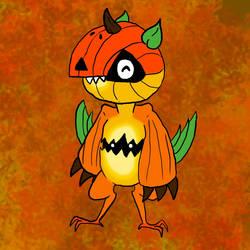 Pumpkin NerdBird DTA Entry
