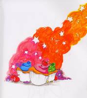 Cupcakes by 0oDragonFairyo0