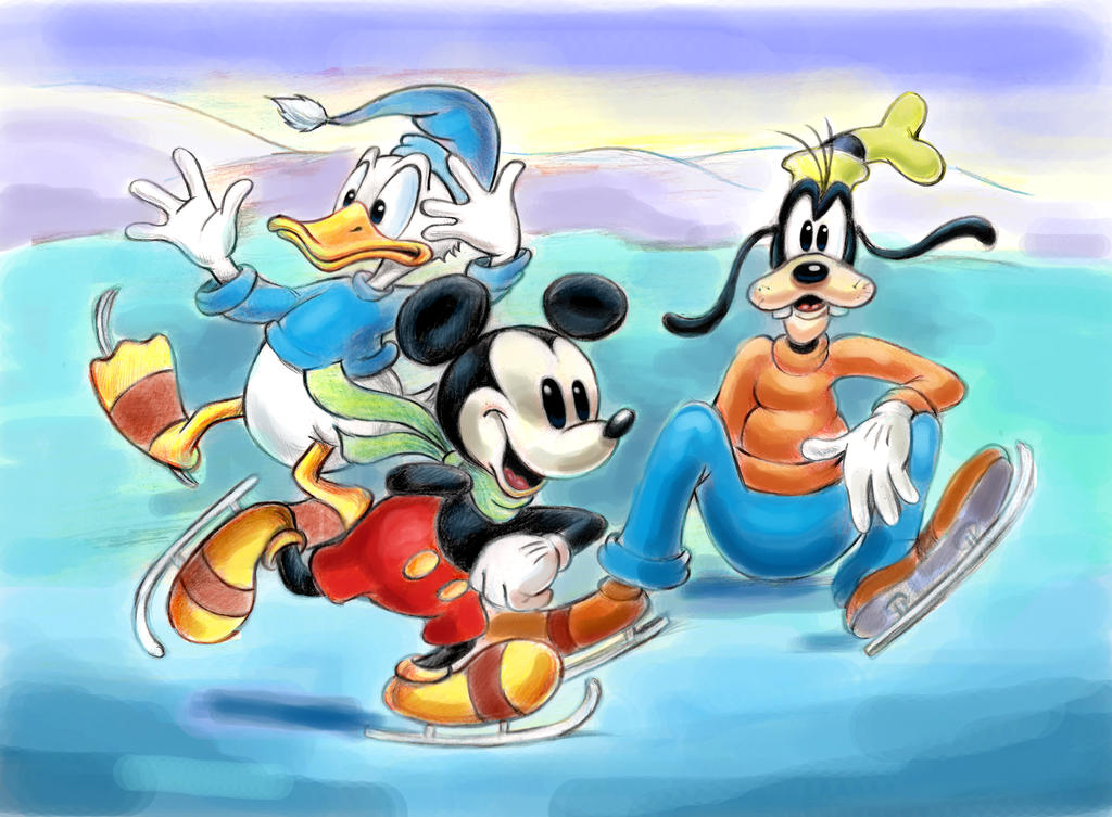 Mickey Mouse and Donald Duck Cartoon Collections