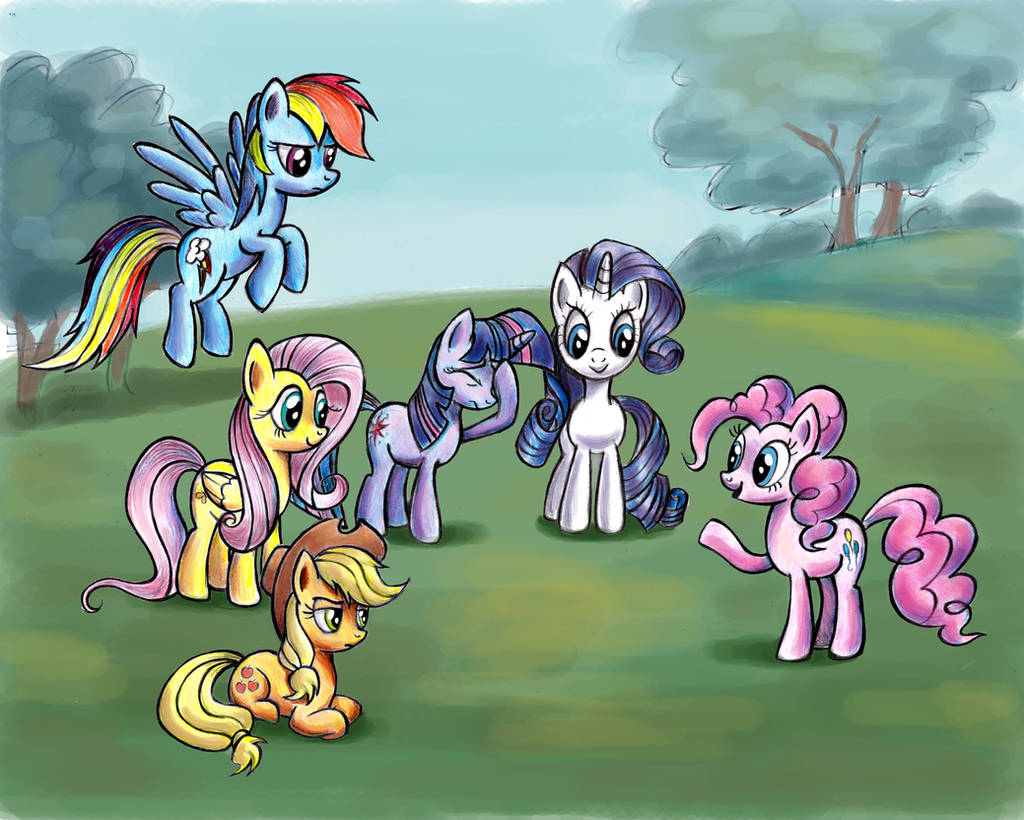 Pinkie Pie and Friends
