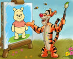 Tigger by zdrer456