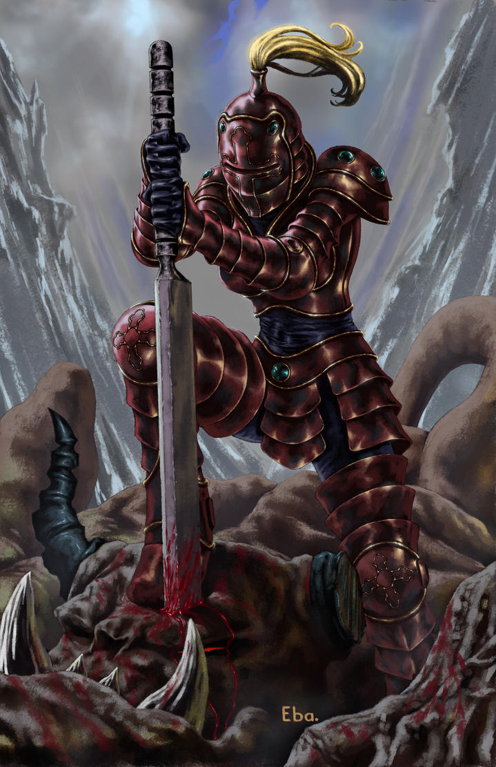 Demon slayer by ebayson on deviantart for Demon slayer