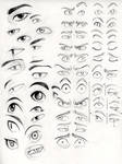 Here's a bunch of eyes