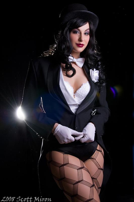 Zatanna  Mistress of Magic by Meagan-MarieZatanna Cosplay