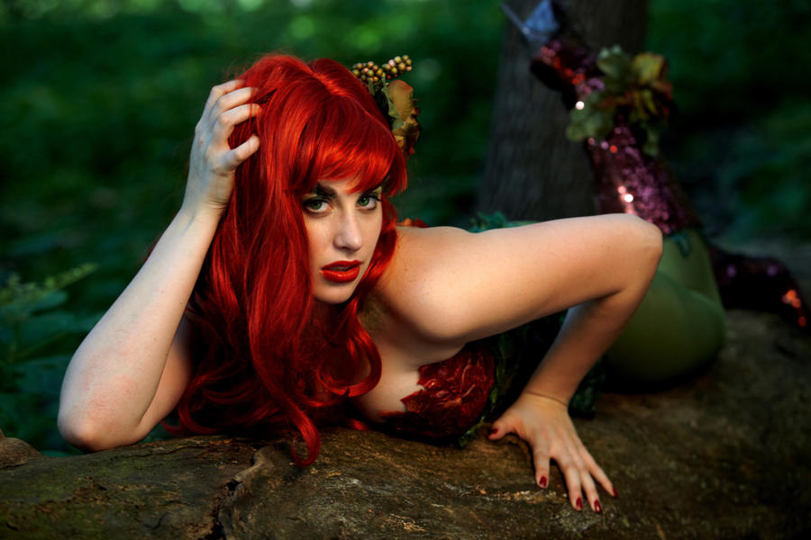 Poison Ivy Cosplay Teaser by Meagan-Marie