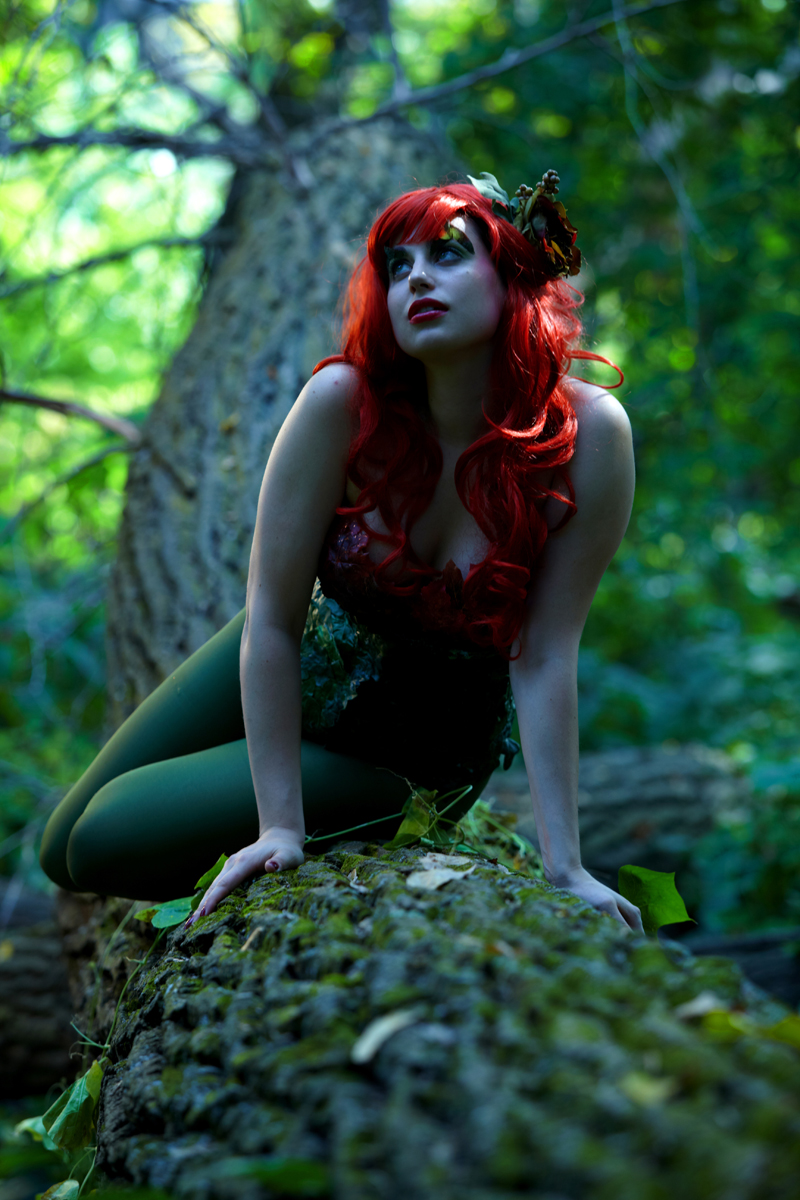 Poison Ivy Cosplay 7 by Meagan-Marie