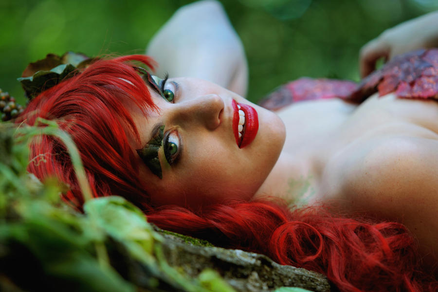 Poison Ivy Cosplay 8 by Meagan-Marie