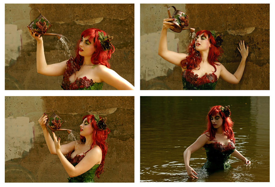 Poison Ivy Cosplay 10 by Meagan-Marie