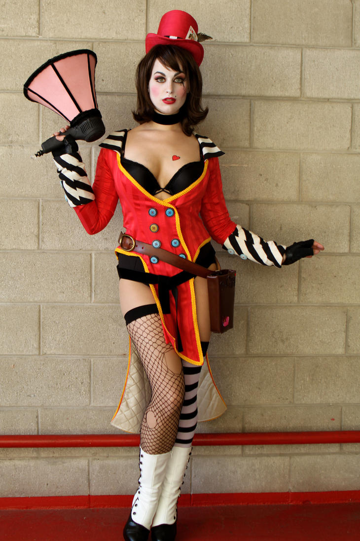 Mad Moxxi Preview by Meagan-Marie