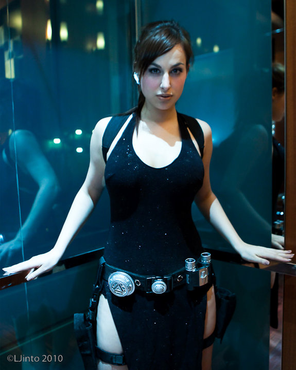 Tomb Raider Tokyo Preview by Meagan-Marie