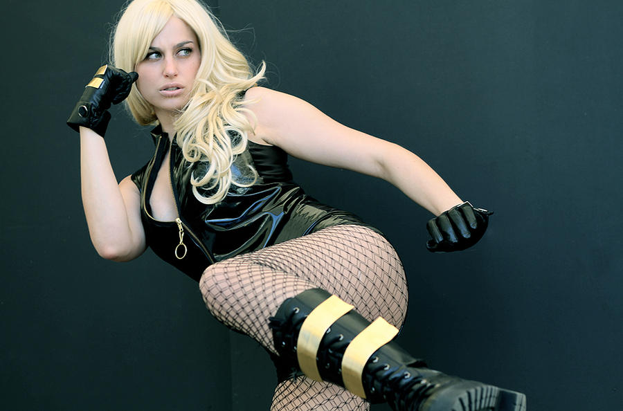 Black Canary Teaser by Meagan-Marie