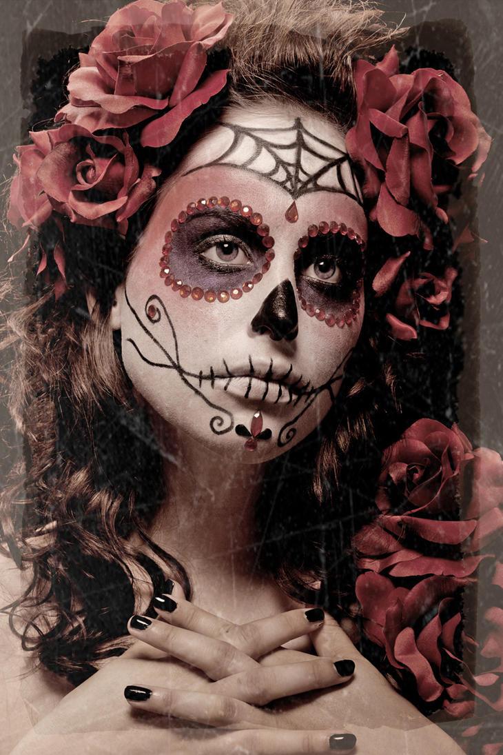 111 best images about los muertos on Pinterest   Sugar skull ...
