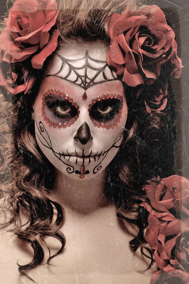 Dia de los Muertos 6 by Meagan-Marie on DeviantArt