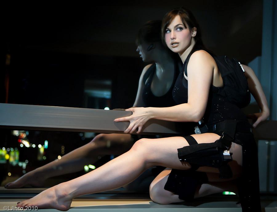 Lara Croft Tokyo Dress 3 by Meagan-Marie