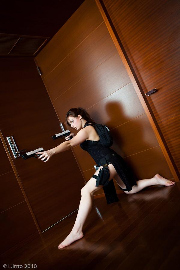 Lara Croft Tokyo Dress 5 by Meagan-Marie