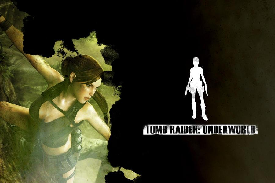 Tomb Raider: Underworld by Meagan-Marie