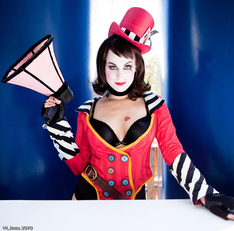 Mad Moxxi Cosplay 2 by Meagan-Marie