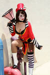 Mad Moxxi Cosplay 7
