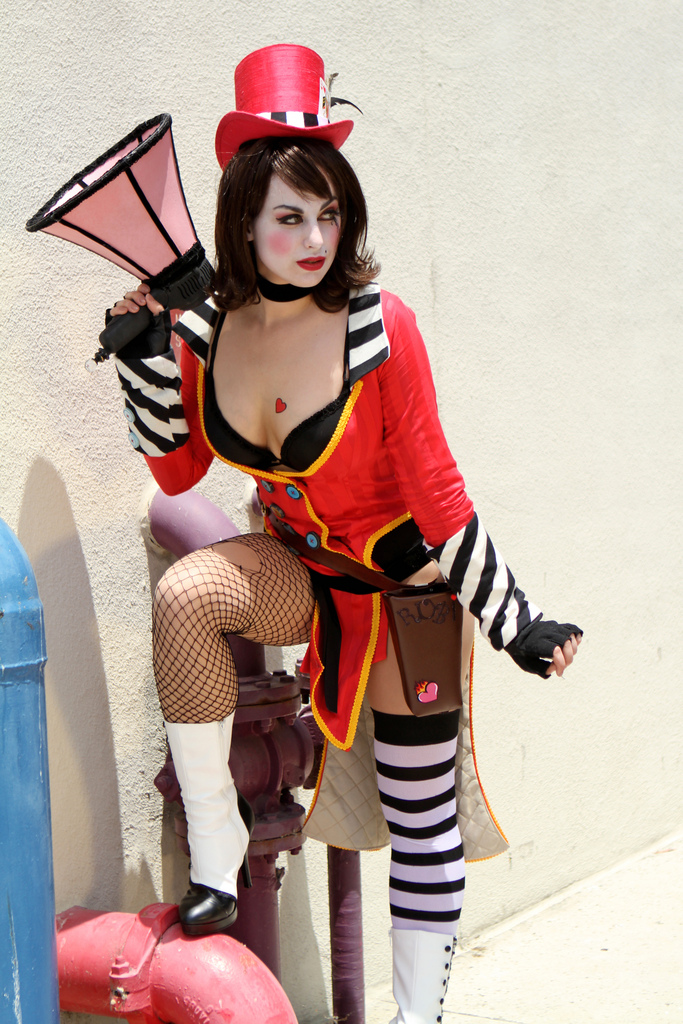 Mad Moxxi Cosplay 7 by...