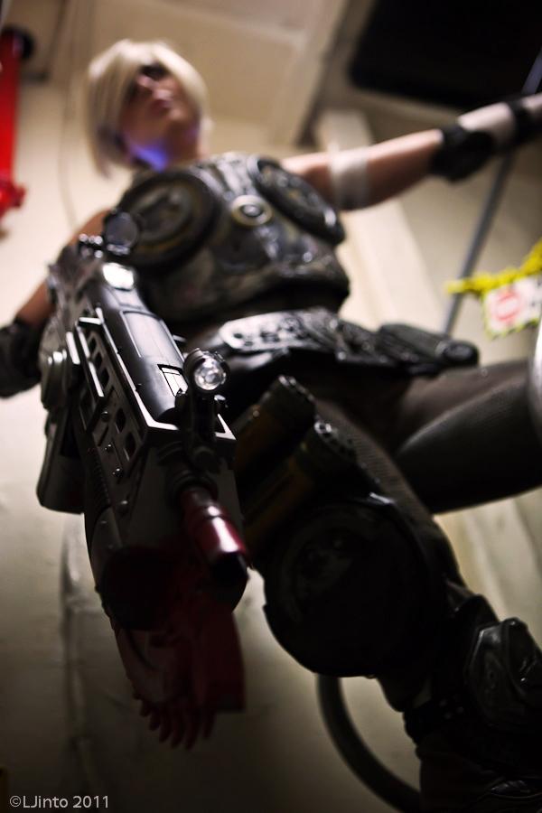 Gears of War Cosplay 2 by Meagan-Marie