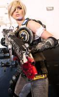 Gears of War Cosplay 5