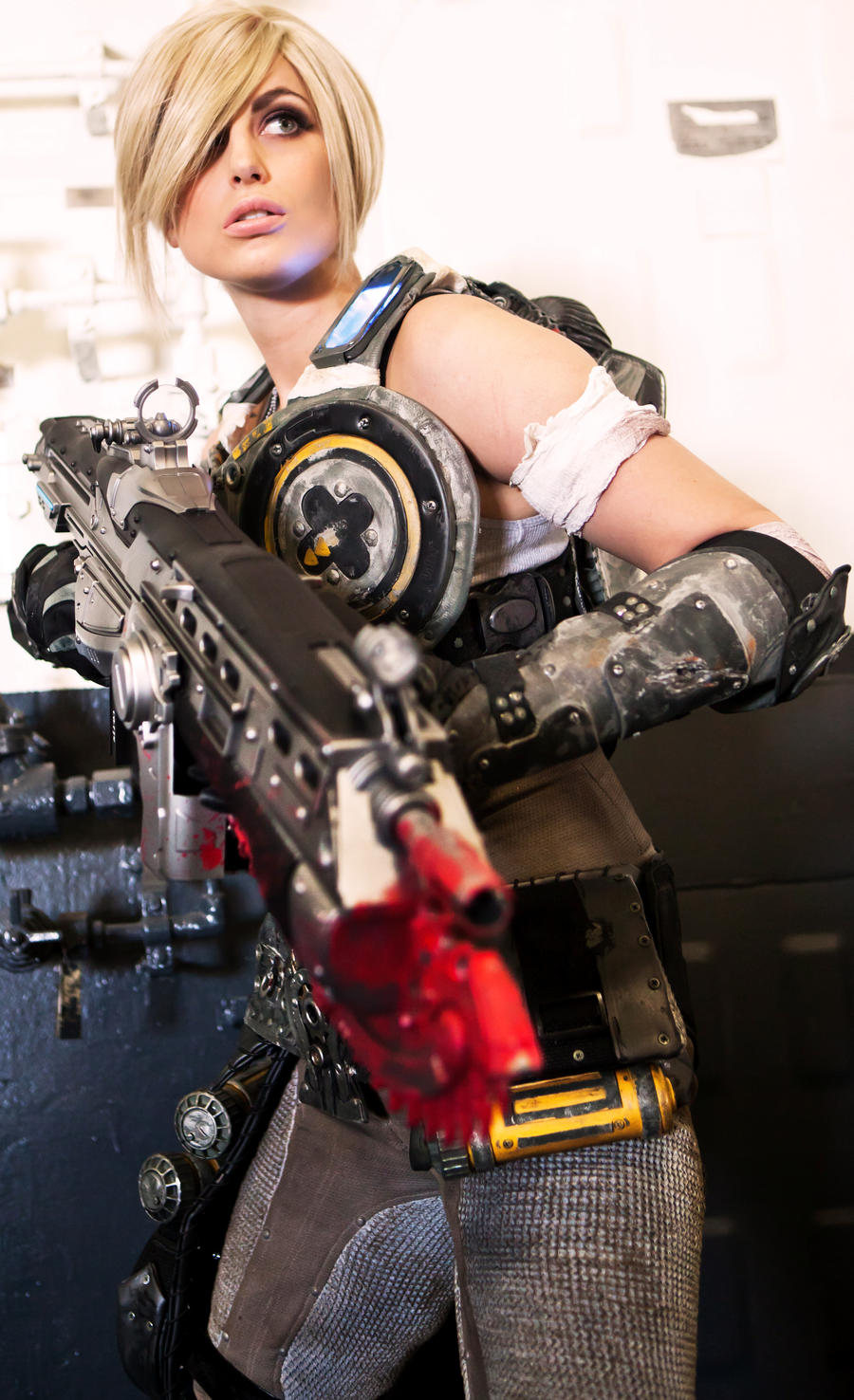 Gears of War Cosplay 5 by Meagan-Marie