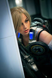 Gears of War Cosplay 6