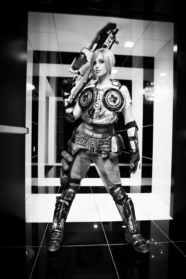 Gears of War Cosplay 7 by Meagan-Marie