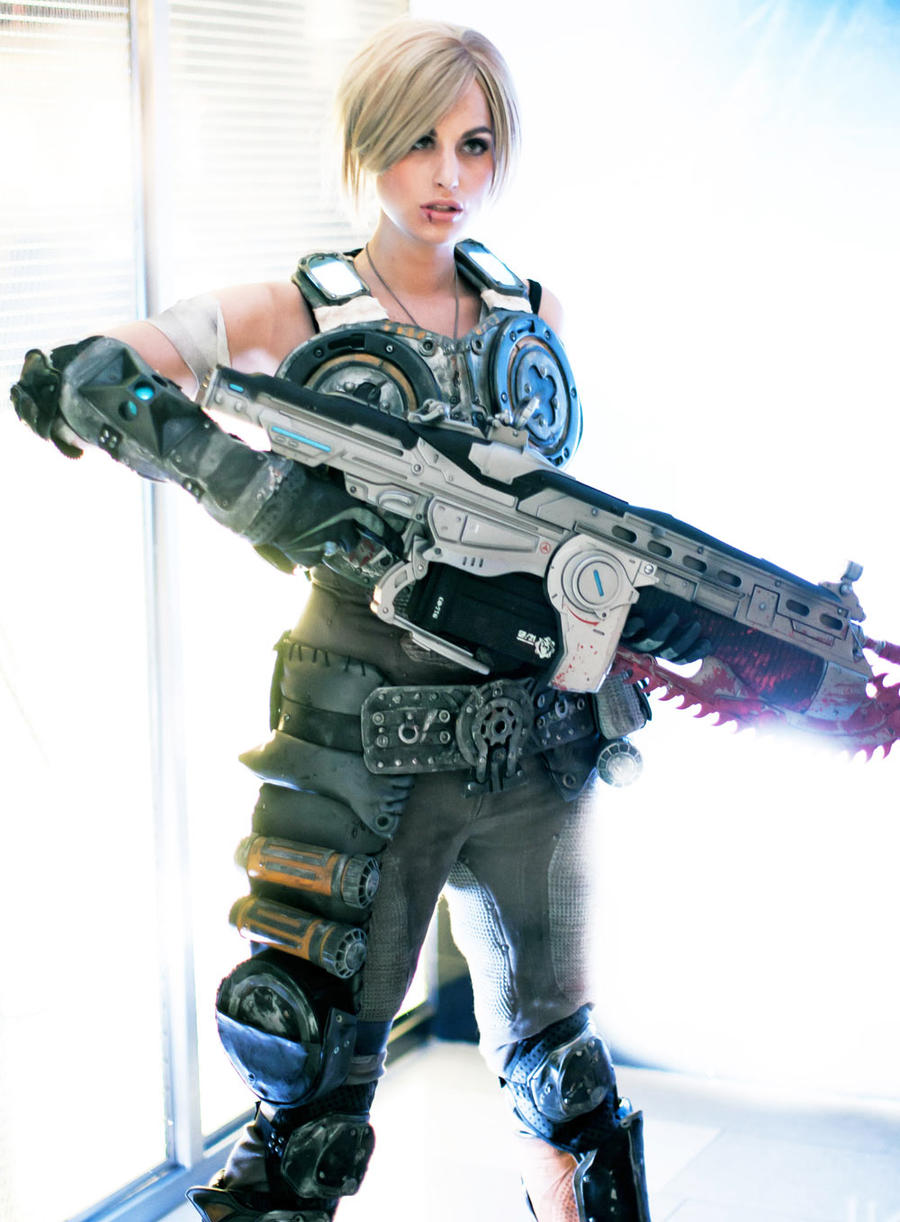 Gears of War Cosplay 8 by Meagan-Marie