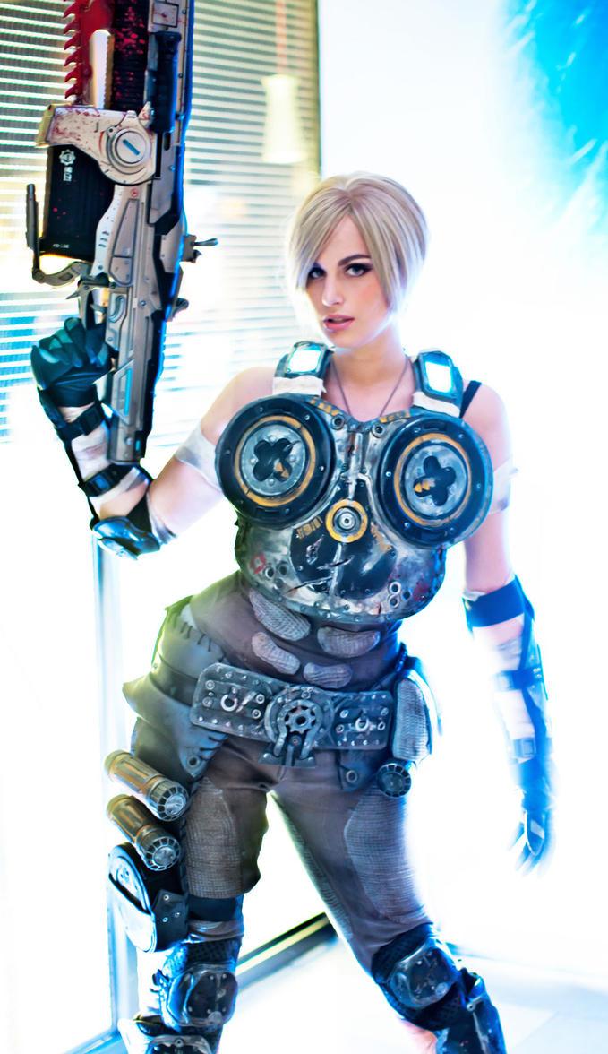 Gears of War Cosplay 8 by Meagan-Marie