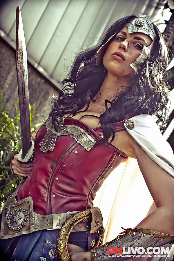Warrior Wonder Woman Teaser by Meagan-Marie