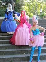Adventure Time Princess by Madoka-swan