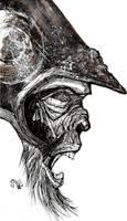 Damn Dirty Ape by JC-MCNAMEE