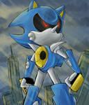 Metal Sonic 2014