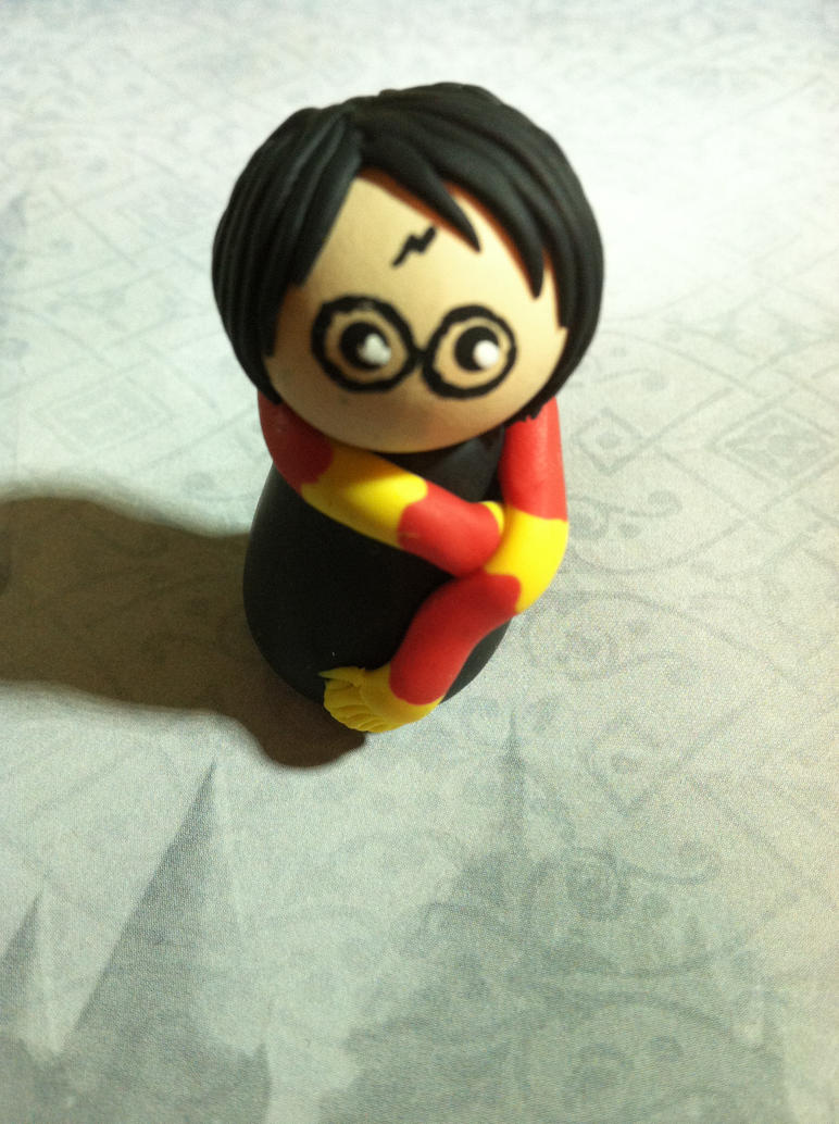 polymer clay harry potter - photo #4