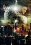 Sci-Fi / Futuristic Book Cover - Watermarked by Karisa-L-Clark