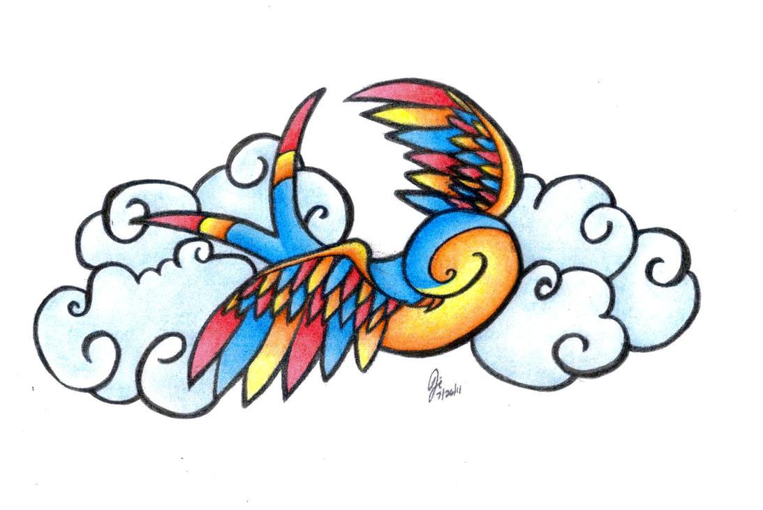 Fly, fly away... by ArtVio