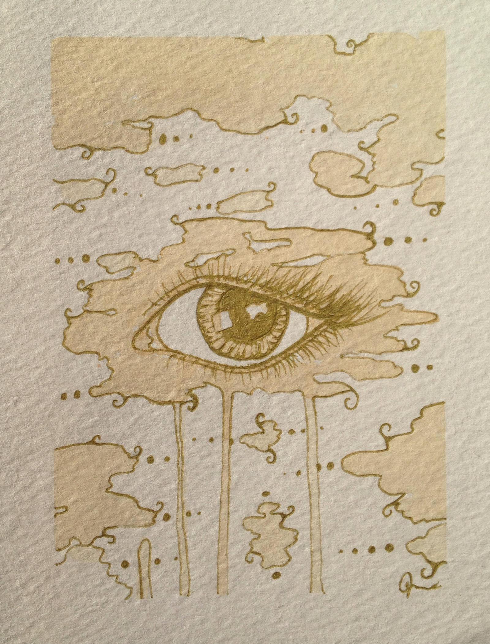 Look Me in the Eye by ArtVio