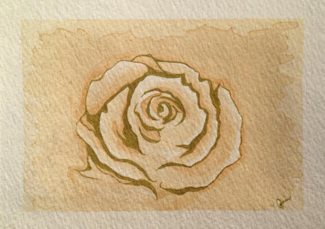 Tea Rose by ArtVio