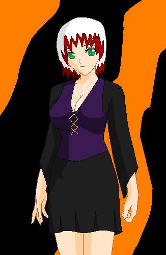 Hana Halloween by xxOtakugirljodyxx