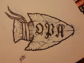 OPA Arrow by forkboy
