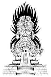 Aztec 1/2 Sleeve Concept