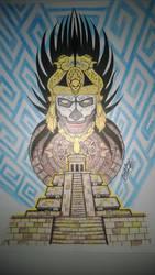 Aztec 1/2 Sleeve Concept - Color