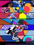 Abstarct Shapes 2 by BKheali